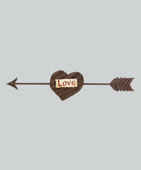 Love Heart Wall Sign | zulily