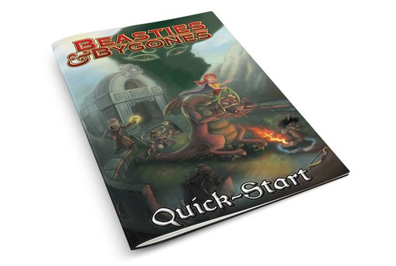 After the campaign, both version of the Quick-Start PDF will be available free for everyone on DrivethruRPG!