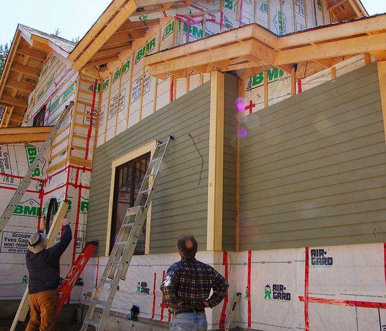 Rénovation Mont-Tremblant Construction RJ Lamarre Entrepreneur General