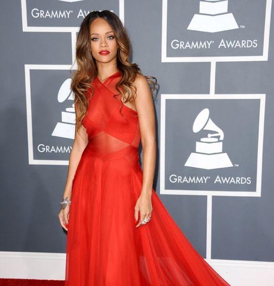 BAFTA vs Grammy, les plus belles robes du tapis rouge !