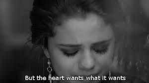 the heart wants what it wants letra - Buscar con Google
