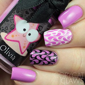 Esmaltes da Kelly- Animals- Olivia