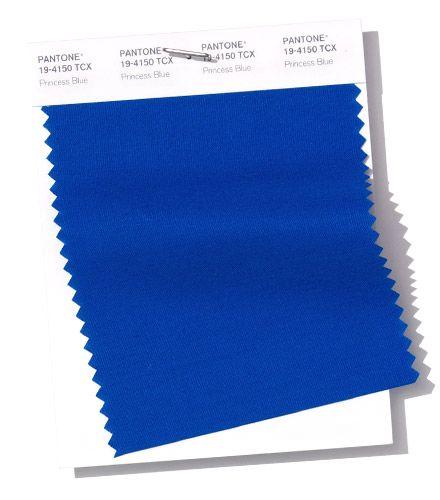 PANTONE 19-4150 Princess Blue