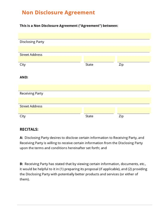 Commission Sales Agreement  Business    Free Printable