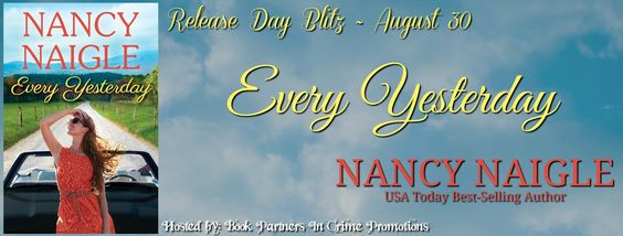 Every Yesterday (Boot Creek #2) by Nancy Naigle - #NewRelease Blitz, Excerpt & #Giveaway - #win #KindleFire Magenta