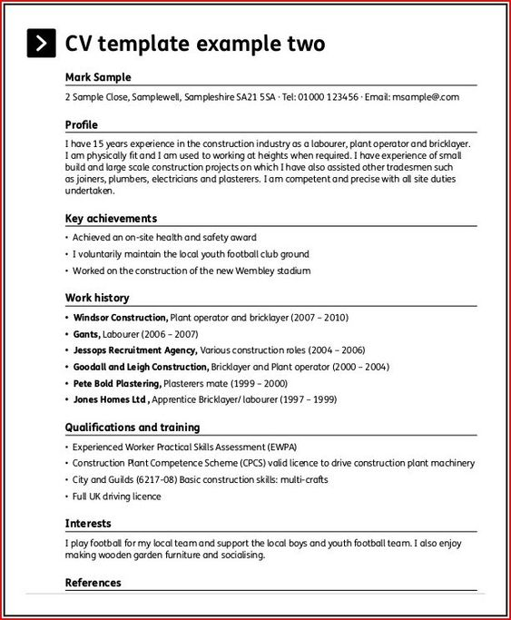 Cv Template For Mac Free Resume Resume Designs Arxxryemb2 Resume Examples Job Resume Examples Sample Resume