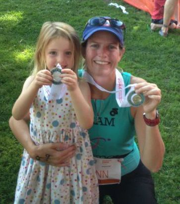 Once Challenged by Running, Triathlete Prepares for Fourth Race