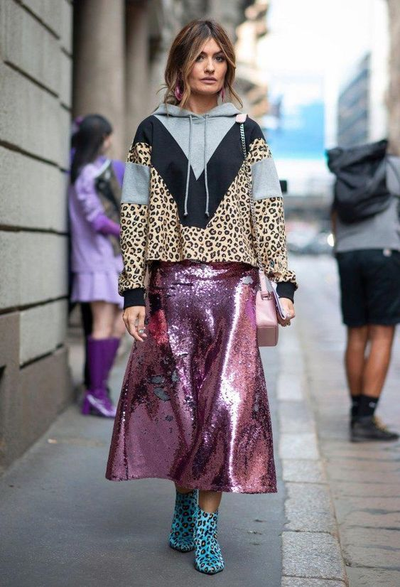 Milan Fashion Week SS19: All The Seriously On Point Street Style Looks - Female #streetfashiontrends