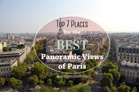 A Melody of Diaries: Panoramic Paris
