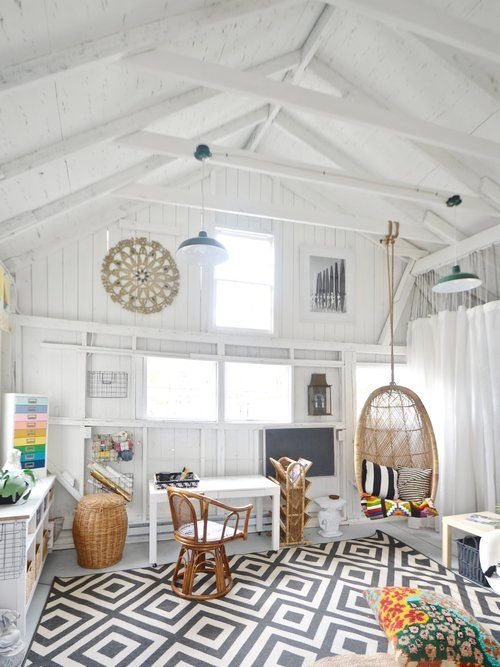 Enviable Laundry Room Shed Interior She Shed Interior Ideas She Shed Interiors