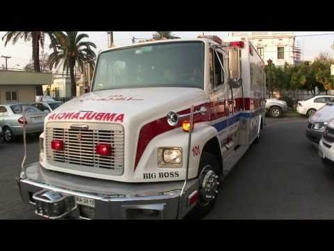Virtual Tour of Critical Care Ambulance, Unit 51 - YouTube - critical care transport nurse sample resume