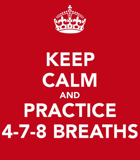 "Image result for 4-7-8"" breathing practice"