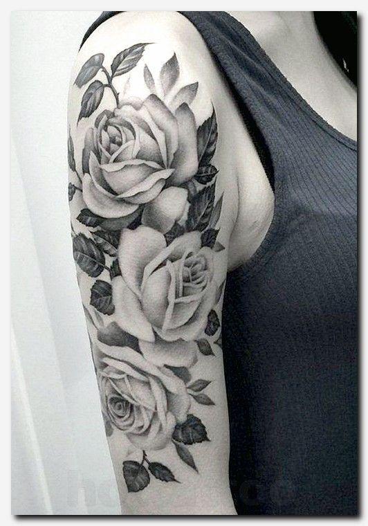 Tattooideas Tattoo Star And Sun Tattoo Lion Family Tattoo Designs Butterfly Rose Tattoo Girls With Sleeve Tattoos White Rose Tattoos Rose Tattoos For Women