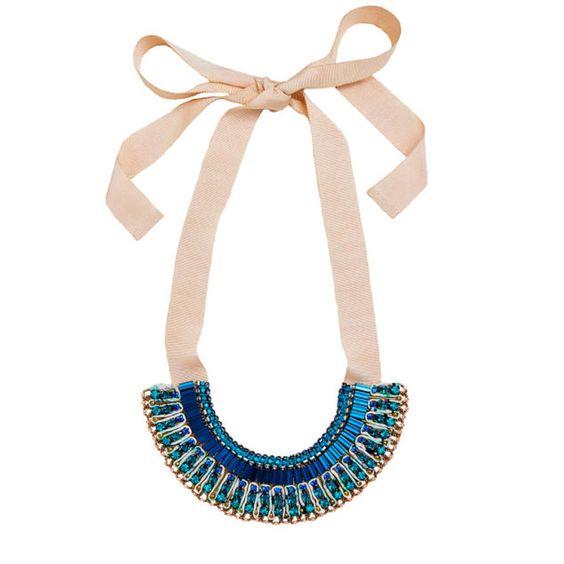 Best Summer Jewellery | Harper's Bazaar - jada getty necklace, nocturne