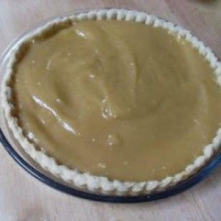 Butterscotch Tart Old School Version