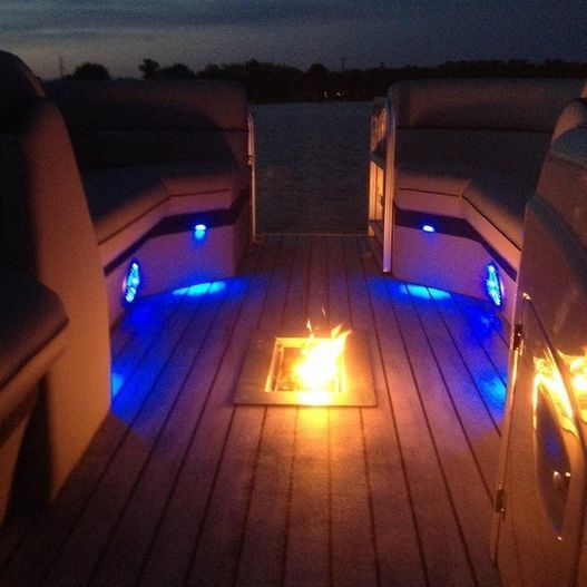 5 Must Haves For Pontoon Boats Makoboatsfishing Pontoon Boat Accessories Pontoon Boat Boat Design