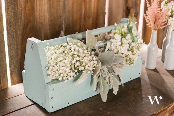 Used Shabby Chic Wedding Decorations : Aristas wedding soto rustic vintage