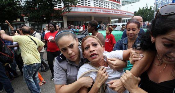 ONU Denuncia Ola De Detenciones En Cuba, Que Rebajan Esperanzas De Apertura