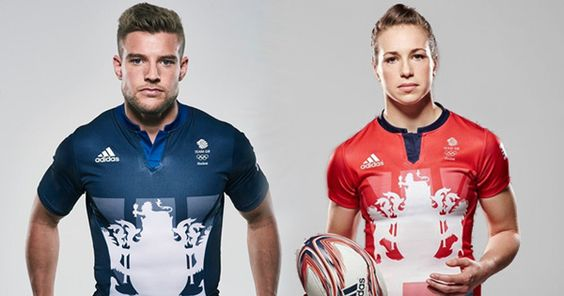 Get behind Great Britain at the summer Rio Olympics by sporting this adidas Team GB 2016 Olympics Home S/S Rugby 7's Shirt. The Team GB kit for the 2016 Olympics in Brazil has been designed by fashion designer Stella McCartney and features a specially commissioned coat of arms, created by The College Of Arms, that includes proud lions and of course the iconic Union Jack flag. Its design is intended...