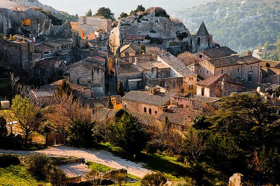 Fortified Medieval Village of Southern France