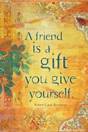 Los regalos de una amistad. #thetaispa #blog #artículo #amistad