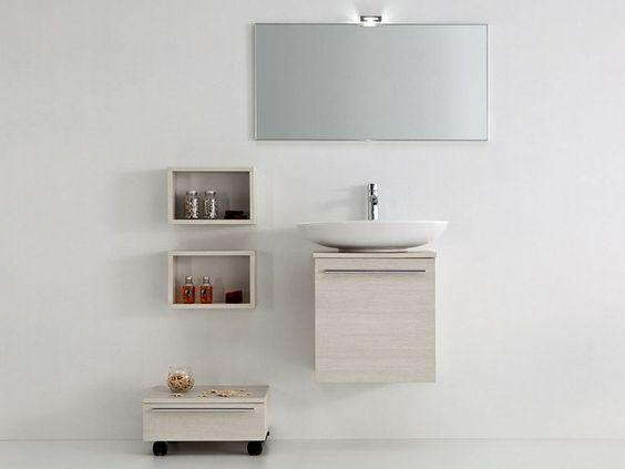 mobile bagno habitat 50 - iperceramica | mobili bagno | pinterest - Arredo Bagno Iperceramica