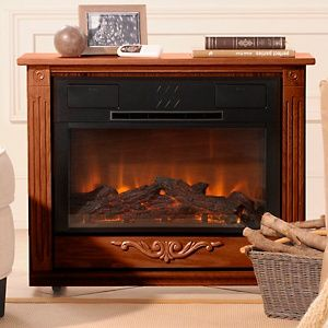 Heat Surge Roll N Glow Amish Fireplace Is Fantastic My