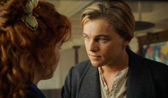 Titanic in 3D! Leonardo DiCaprio and Kate Winslet