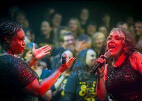Edinburgh's Got Soul Choir - Boogie Night 2015 - Sat 12 December 2015 - tickets on sale now.
