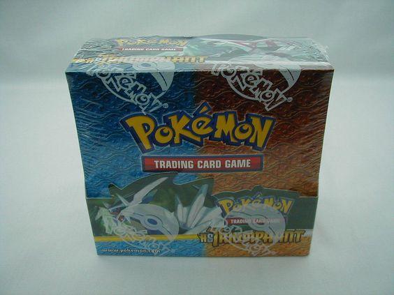 Pokémon HS Triumphant Booster Box Sealed 36 packs (Pokemon) 20-13110-11550 https://t.co/7qe9n33jW5 https://t.co/mMczrAd3Zr