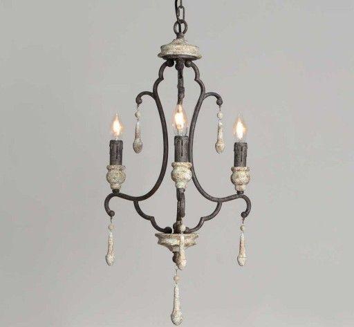 Zyrandol Prowansalski Metalowy 2b 6659355209 Allegro Pl Wiecej Niz Aukcje Ceiling Lights Chandelier Decor
