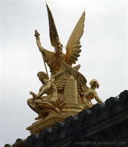 Palais Garnier #2 (Opéra de Paris - Opéra Garnier) - Architecture ...