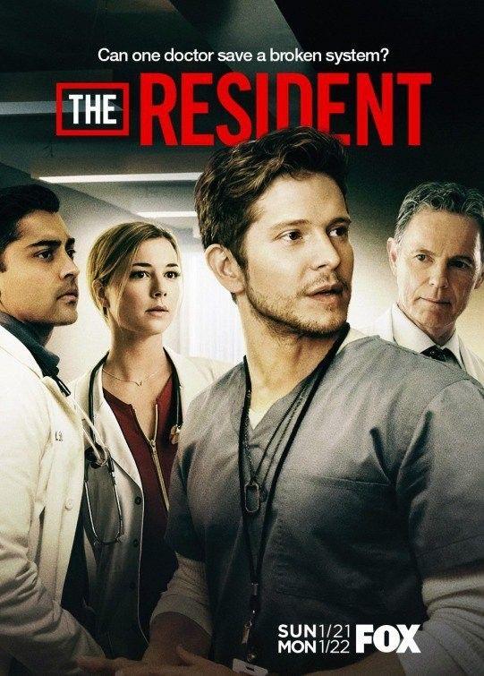 The Resident 2018 Presente Matt Czuchry Series Para Assistir