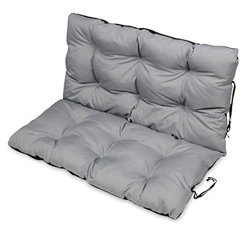 Garden Bench Seat Cushion Pad, Pallet Furniture Cushions 120 X 60