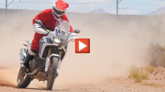 After a year of suspense, the 2016 Africa Twin is finally here! Well, it's in Africa anyway, which is where we went to put Honda's new ADV bike to the test.