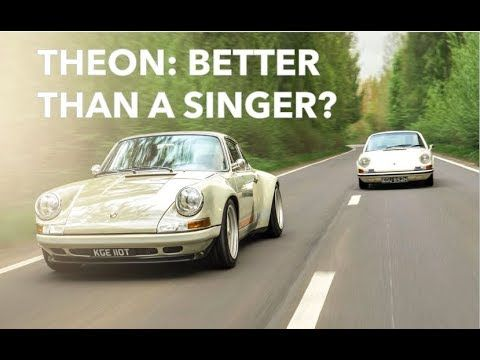 theon design porsche britain s equivalent to a singer w tiff needell youtube pinterest