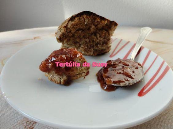 Pão de centeio http://tertuliadasusy.blogspot.pt/2013/07/pao-de-centeio.html