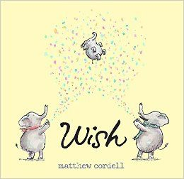 Matthew Cordell's WISH... Beautiful story about a couple who wants a baby and has to wait forever until their wish comes true