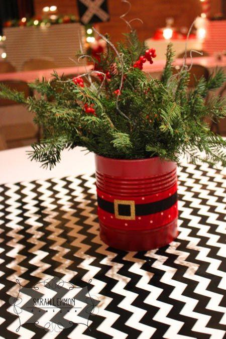 Christmas Table Decorations 2019 Decoracion De Fiesta De Navidad Ideas De Decoracion De Navidad Fiesta De Navidad