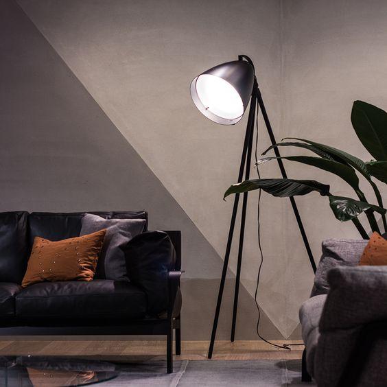 モダン フロアライト パルッコ コーディネート例 照明