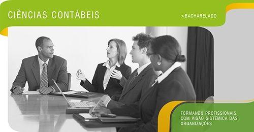 Ciências Contábeis - Formando profissionais com visão sistêmica das organizações.
