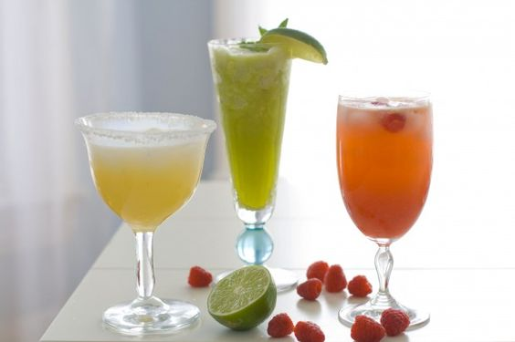 Healthy Cinco de Mayo cocktails!