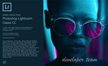 Lightroom classic cc 2018