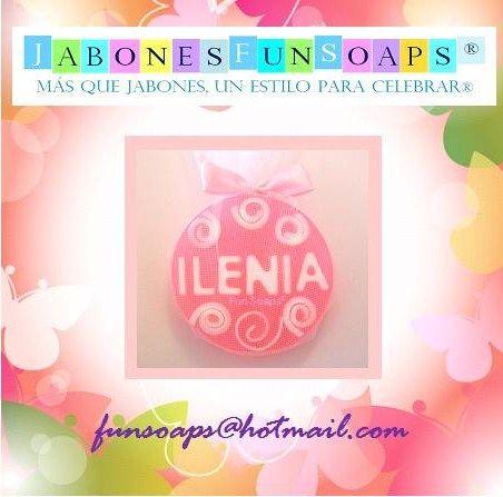 Jabones personalizados. En Jabones Fun Soaps tenemos para ti recuerdos únicos y con personalidad. funsoaps@hotmail.com