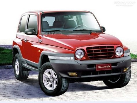 1991 2000 Ssangyong Musso Service Repair Workshop Manual Download