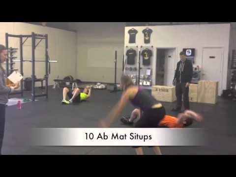 Whole Life Challenge: Everyday AMRAP @fuel sweat grow #workout #fitness #WOD