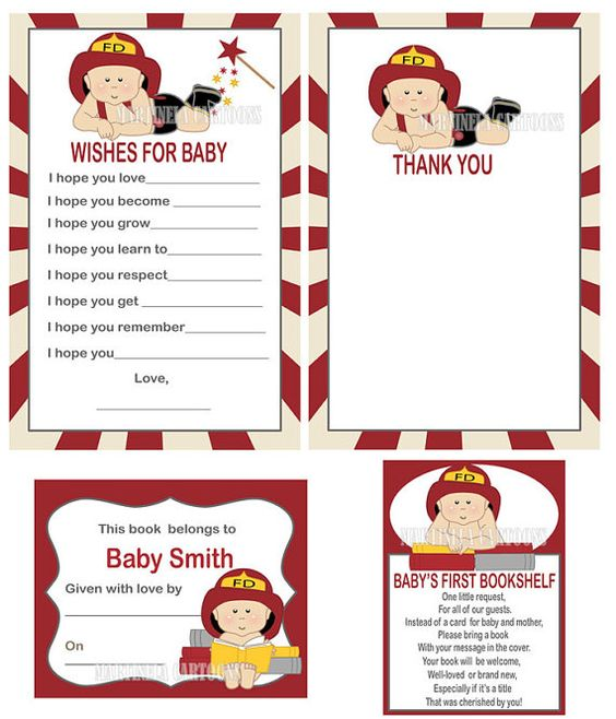 baby shower pinterest firefighter baby showers babies and showers