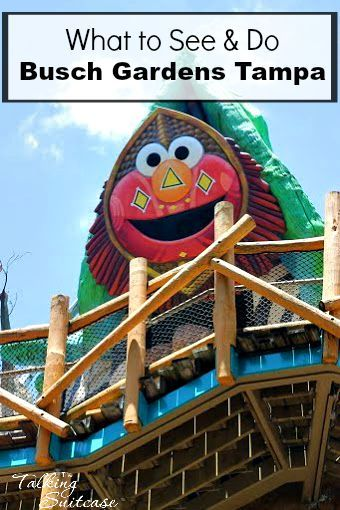 Planning A Trip To Busch Gardens Tampa See Our Tips On What To See And Do At This Theme Park In