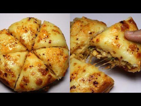 Shawarma Sandwich Pizza Sandwich By Recipes Of The World Youtube Pizza Sandwich Pizza Sandwich Recipe Halal Recipes