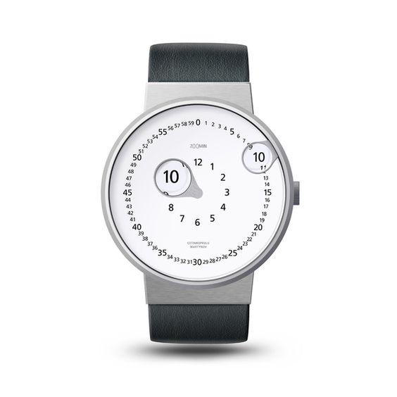 Cool concept for a watch by Gennady Martynov